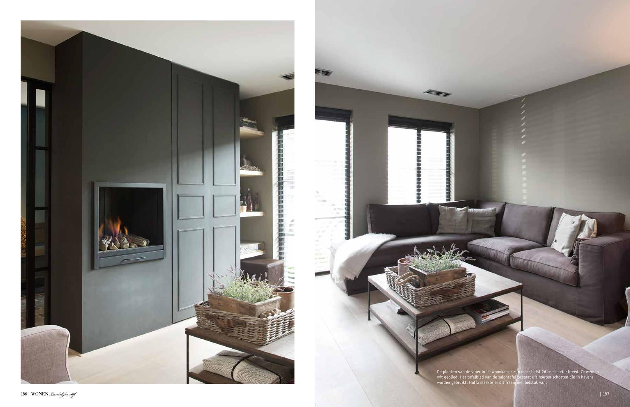 Landelijk Wonen Accessoires : Landelijke stijl woonkamer stunning woonkamer in landelijke stijl